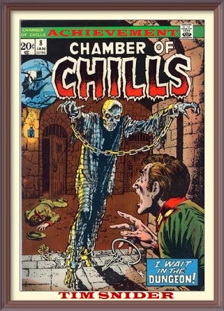 Chamber of CHILLS Award