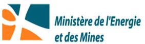 Ministère de l'énergie et des mines