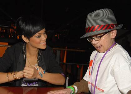 Image result for rihanna charity