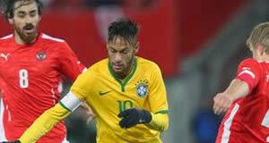 Áustria 1 x 2 Seleção Brasileira: Veja os gols