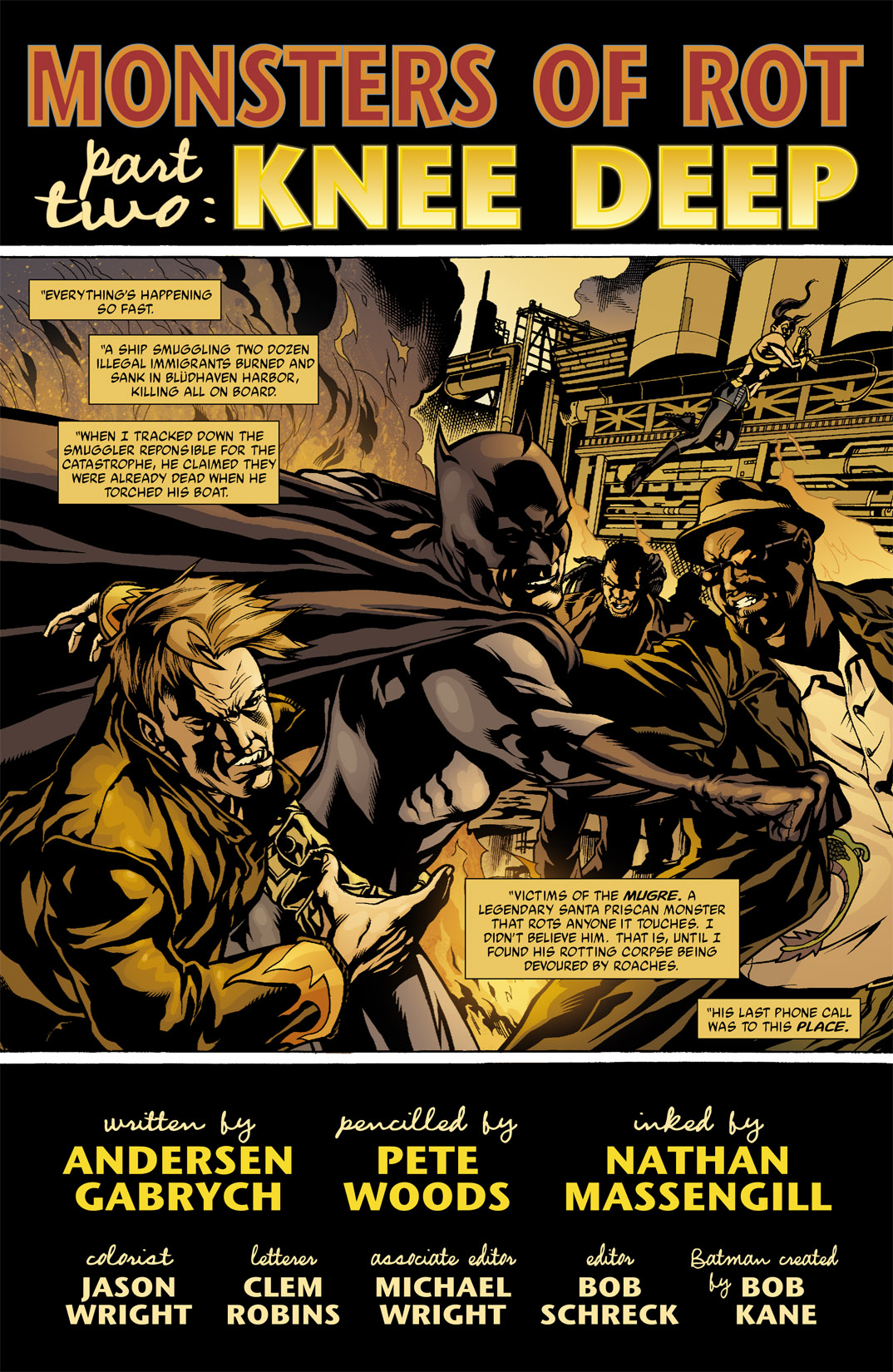 Detective Comics (1937) Issue #795 Page 3
