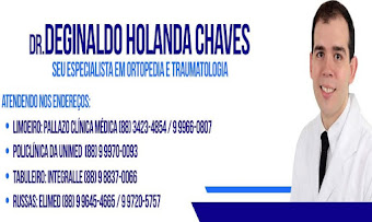 DR. DEGINALDO HOLANDA CHAVES