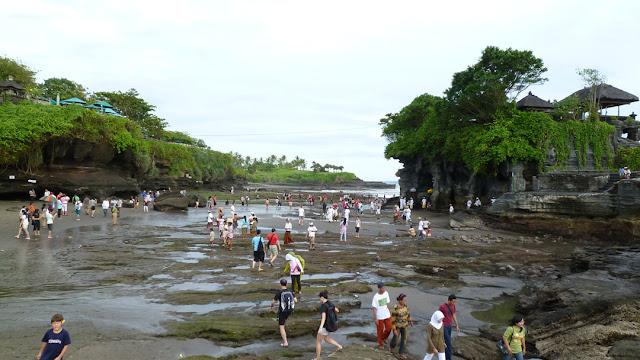 Templo de Tanah Lot en Bali