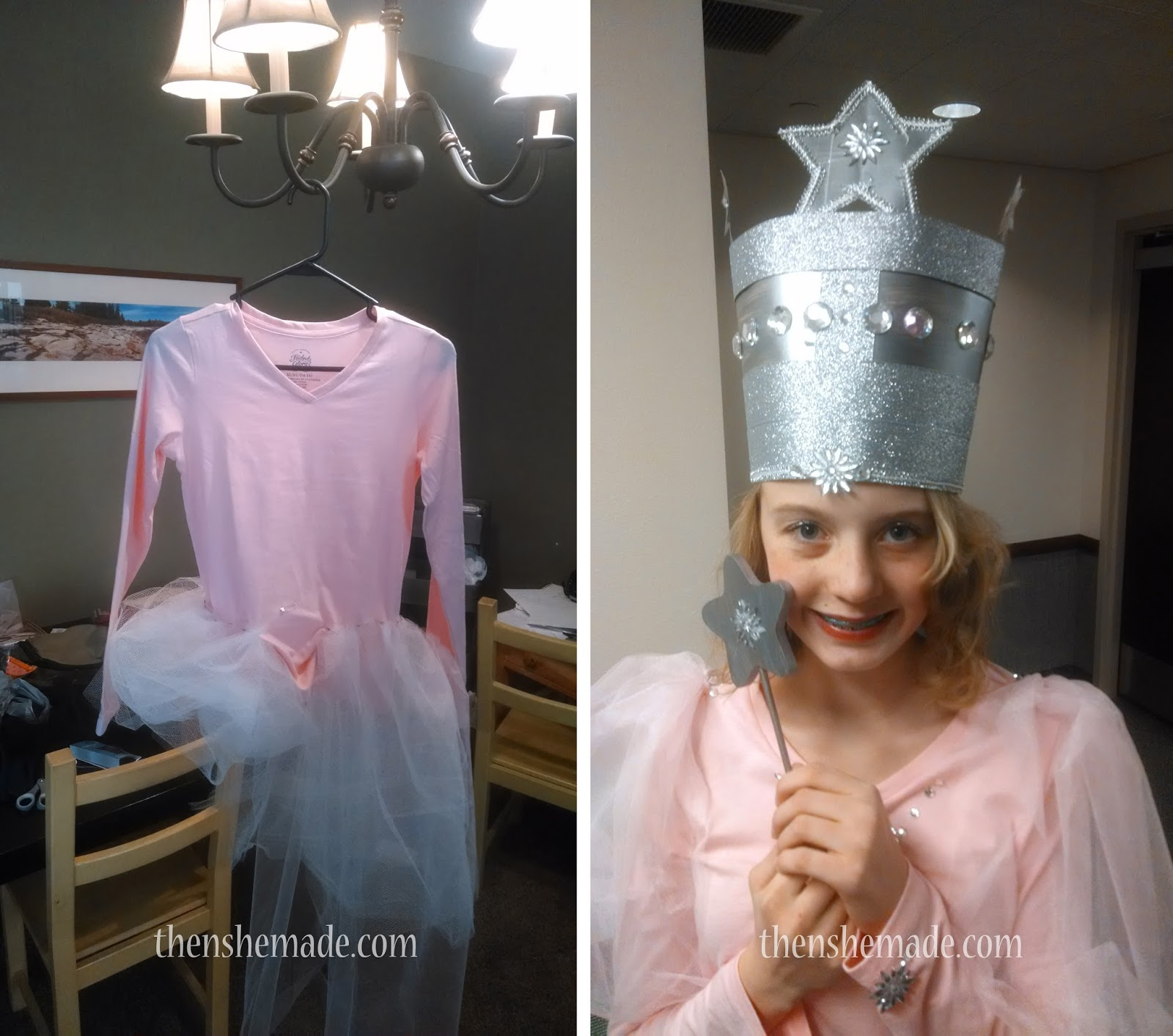 Then she made...: DIY Halloween Costumes - T'shirts and Tulle