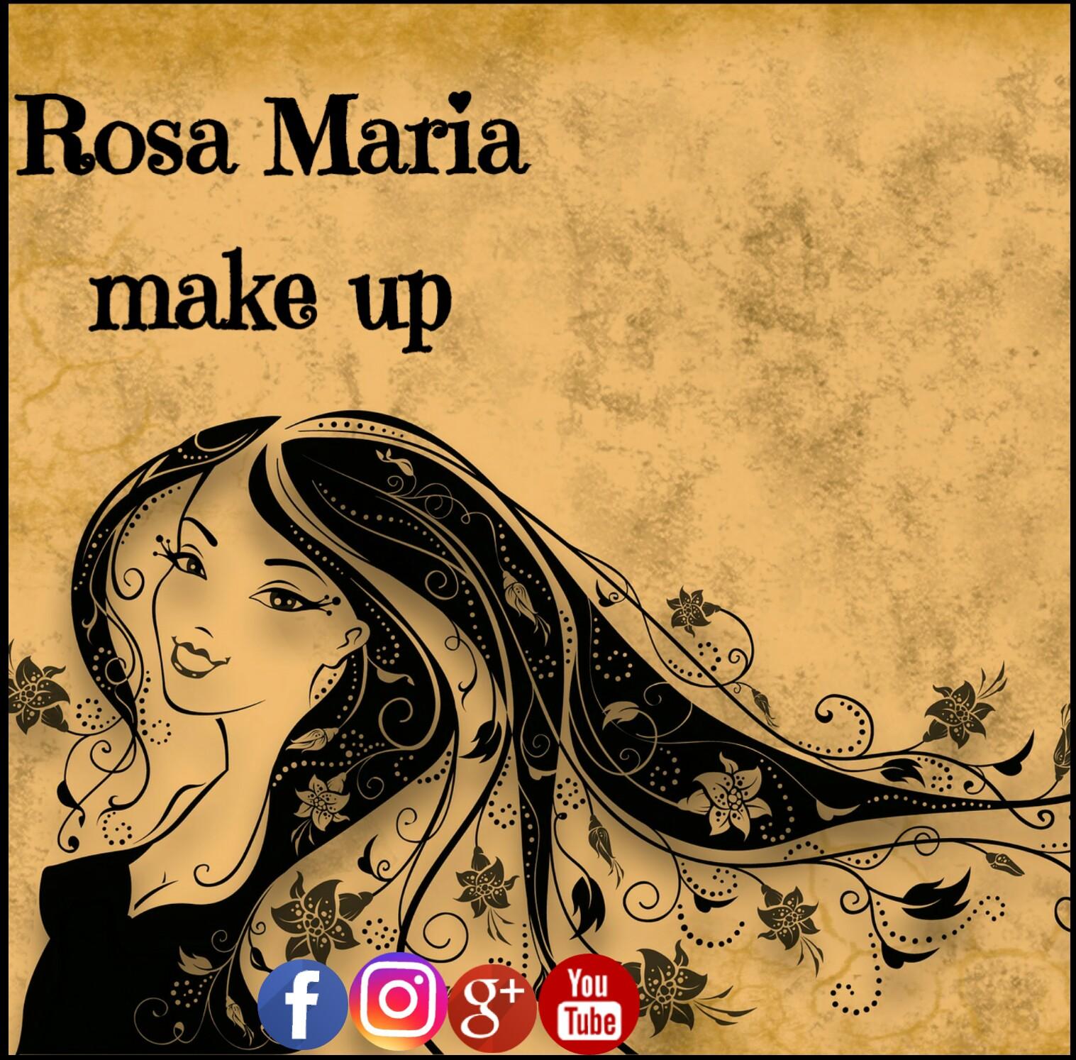 Rosa Maria make up