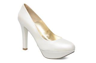 Zapato de novia de Georgia Rose