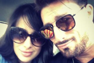 Alessia e Amedeo foto Instagram
