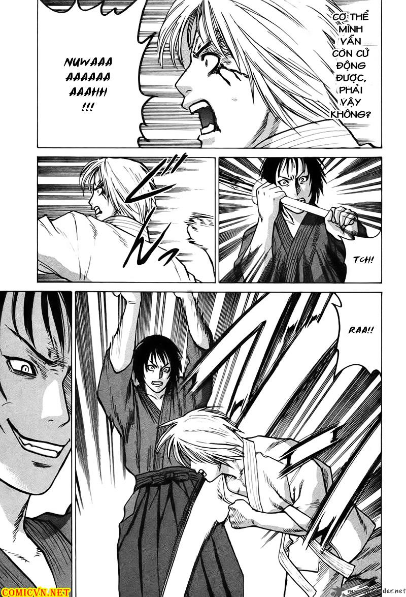 Karate Shoukoushi Kohinata Minoru chap 25 Trang 9