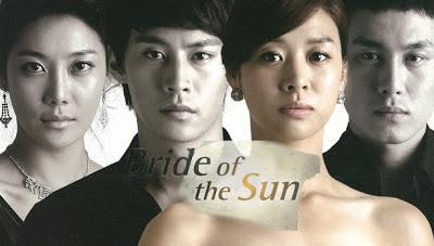 Hình Ảnh Diễn Viên Phim Cô Dâu Mặt Trời - Bride Of The Sun