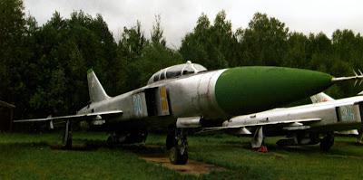 Су 15УМ из музея авиации ПВО