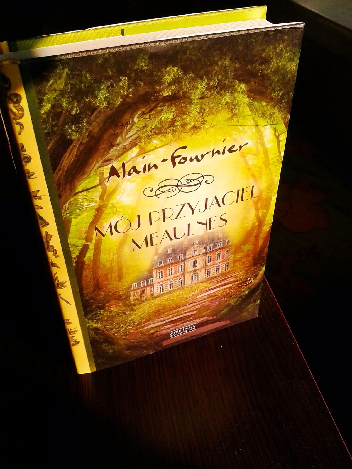Mój przyjaciel Meaulnes - Alain-Fournier