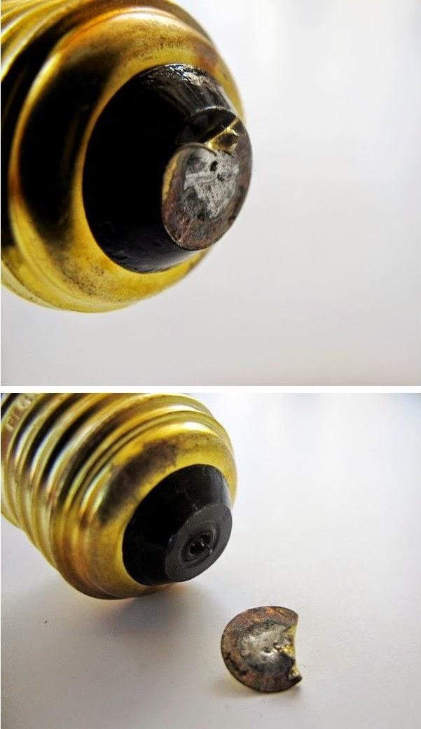 Floreros con Bombillas Reutilizadas, Paso a Paso
