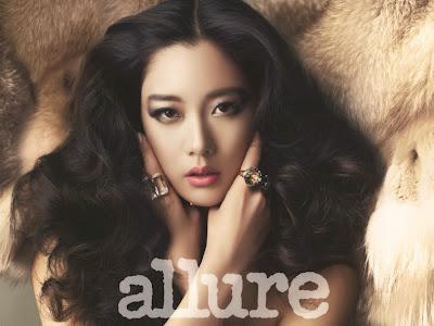 Clara Lee Allure Magazine December 2013