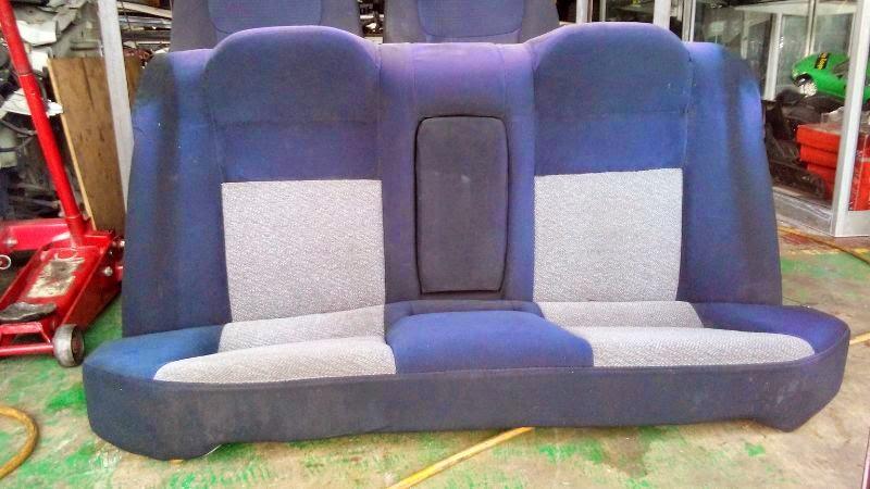 Dingz garage seat lancer gsr complete for Garage seat argenteuil 95