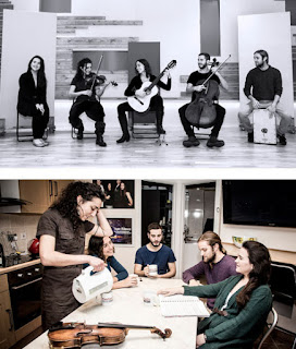 Maria Camahort Quintet