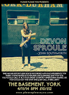Devon Sproule + John Southworth