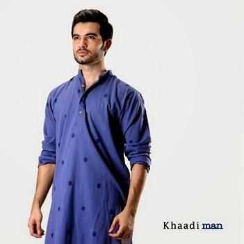 Khaadi Man Shalwar Suit