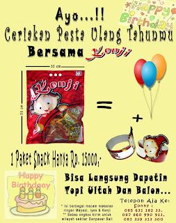 ruparupanet.blogspot.com: Susunan Acara Ulang Tahun Untuk Anak