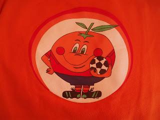 Naranjito, mascota de España 1982