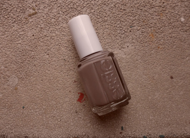NOTD: Essie, Chinchilly.