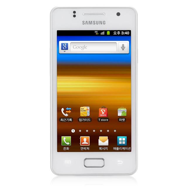 Samsung Galaxy M Style Photo