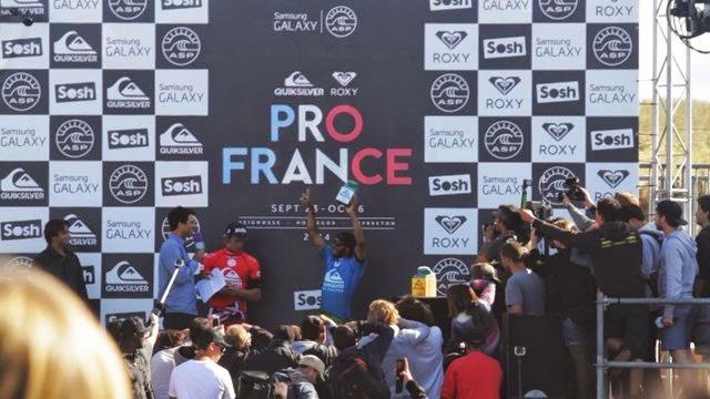 Quiksilver Pro France 2014