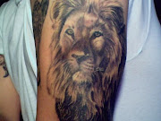 This lion tattoos meaning gives out a signal that you won't shy away from . (lion tattoo meaning )
