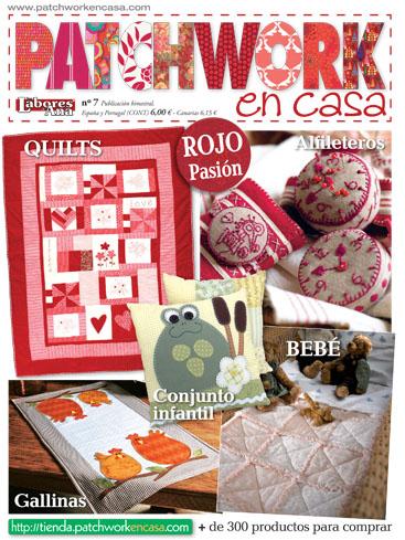 Patchwork en casa patchwork with love patchwork en casa - Patchwork en casa ...