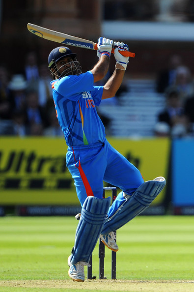 mahi batting - Photo of Mahendra Singh Dhoni BatingMs Dhoni Batting