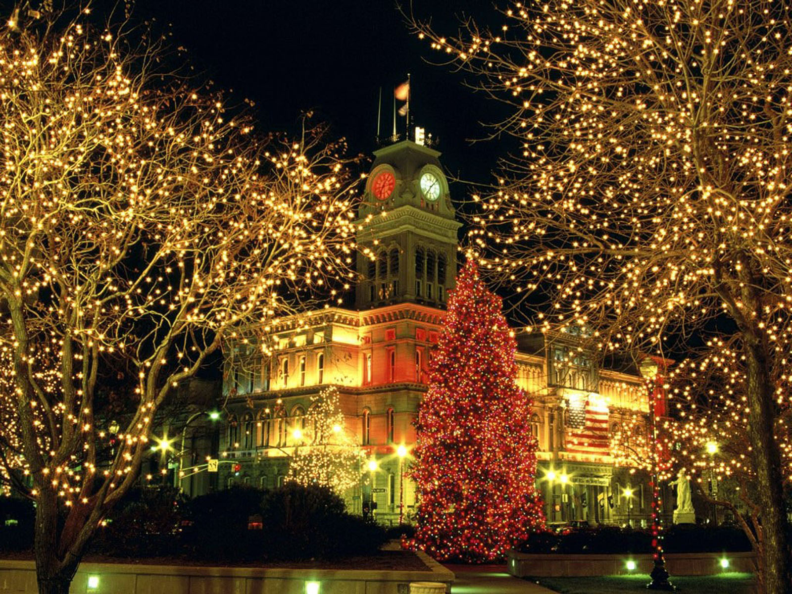 Louisville Christmas Lights