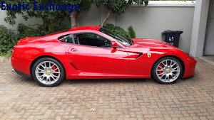 Featured Exotic Car For Sale
