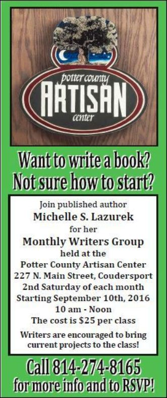 Want To Write A Book?