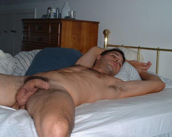 Пьяные Голые Мужики Спят