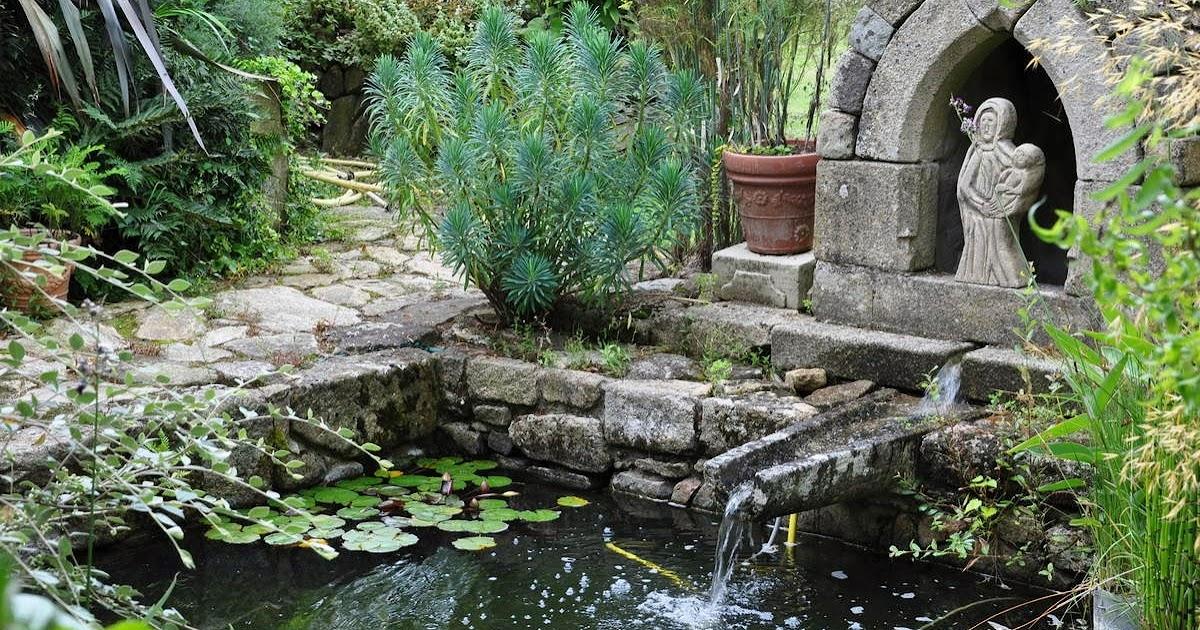Paradis express le jardin de trez bihan for Le jardin breton
