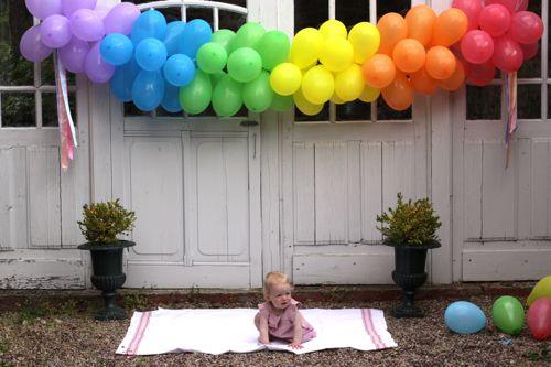 Balloon Designs Pictures: Balloon Banner