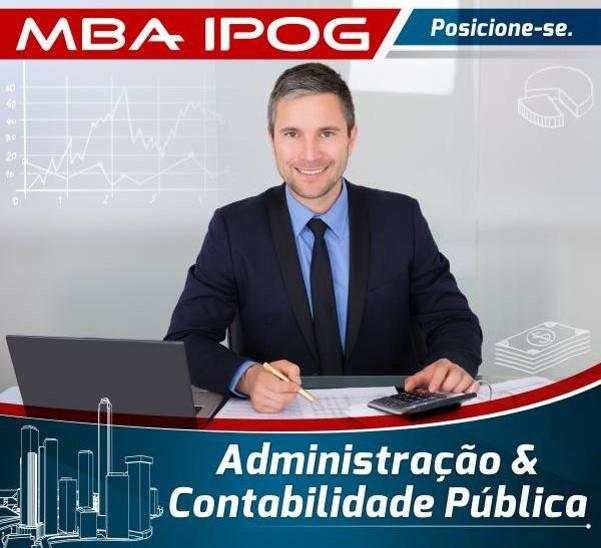 MBA EM ADMINISTRAÇÃO E CONTABILIDADE PÚBLICA