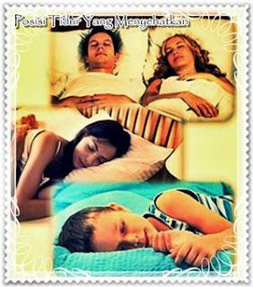 Posisi Tidur Yang Menyehatkan