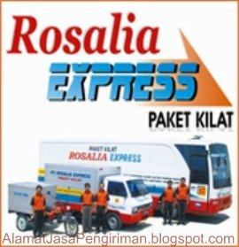 Alamat Rosalia Express Bandar Jaya