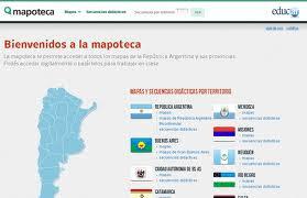 Mapoteca educ.ar