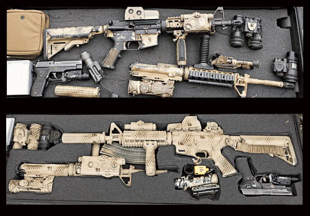 Navy SEALS | Weapons