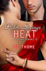 Palm Springs Heat available  as  an ebook from Amazon and as a paperback