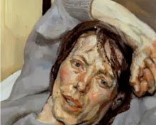 Lucian Freud - Woman in a grey sweater