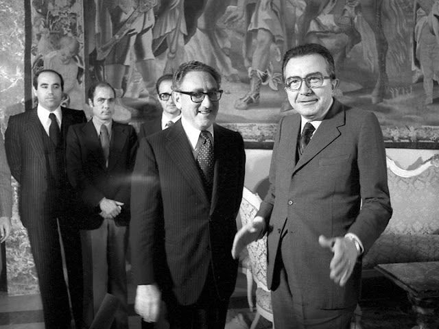 andreotti kissinger golpe borghese