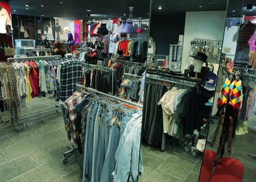 opening hours rokit vintage clothing