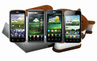 LG Android 4.0 Ice Cream Sandwich