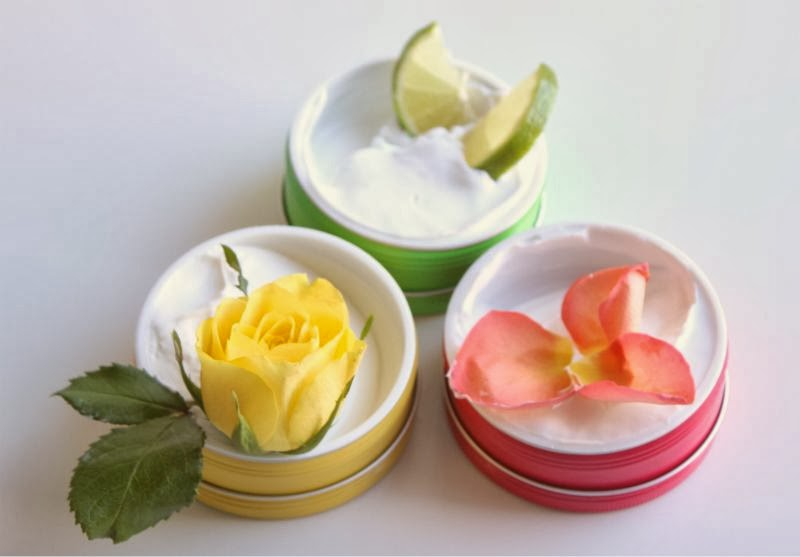 New L'Occitane Ultra Soft Cream Fragrances