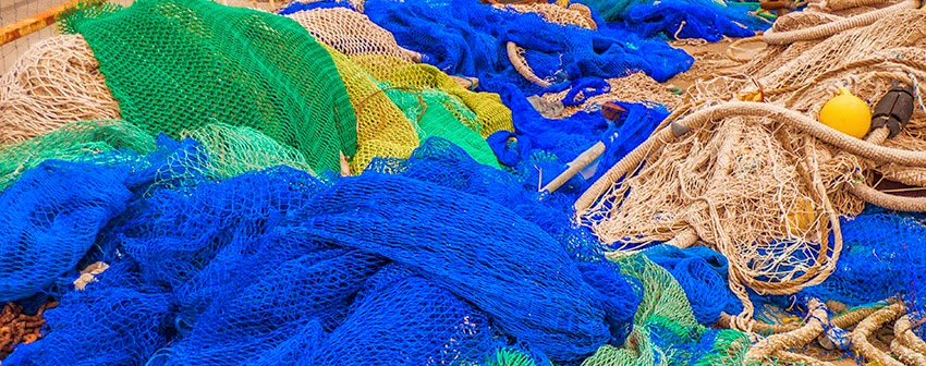 coloring Fishing nets