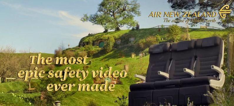 the hobbit air new zeland