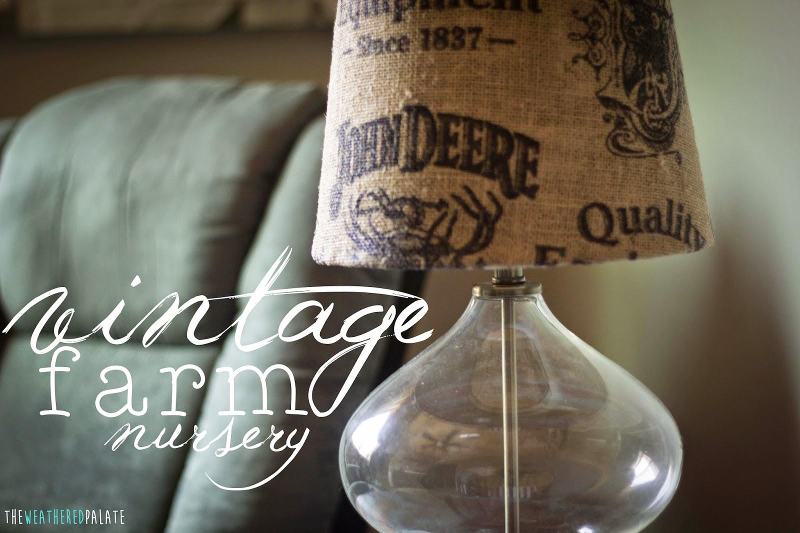 http://www.theweatheredpalate.com/2014/09/vintage-farm-nursery.html