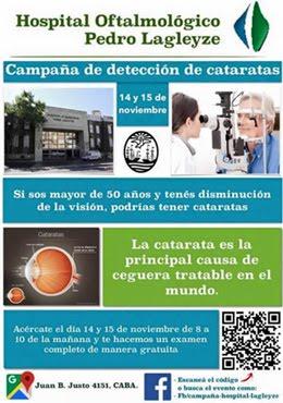 Campaña de Detección de Cataratas